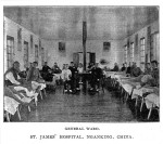 General Ward St James
